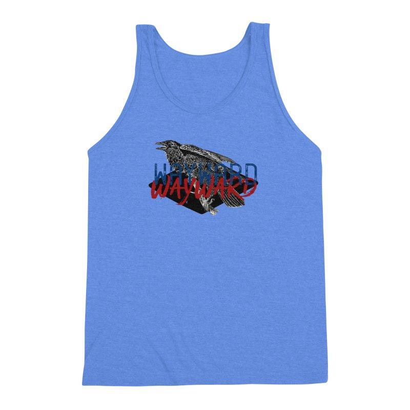 Wayward Men's Tank by Wild Roots Artist Shop