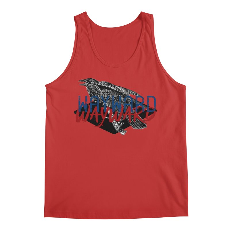 Wayward Men's Regular Tank by Wild Roots Artist Shop