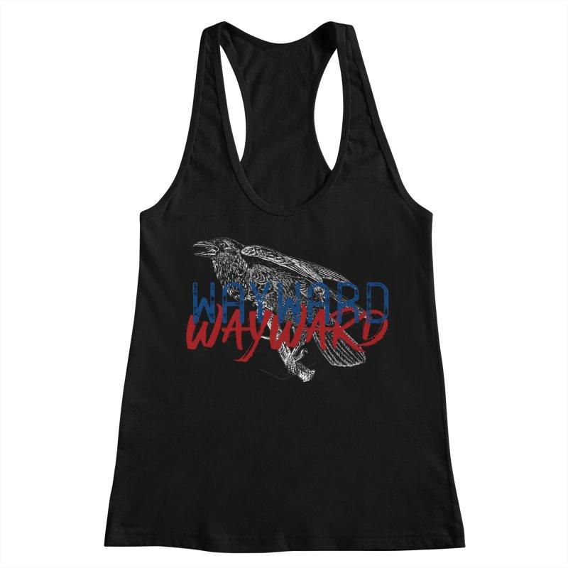 Wayward Women's Racerback Tank by Wild Roots Artist Shop