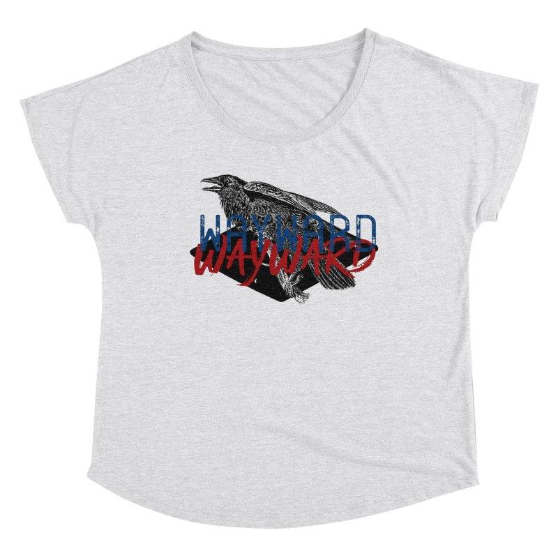 Wayward Women's Scoop Neck by Wild Roots Artist Shop