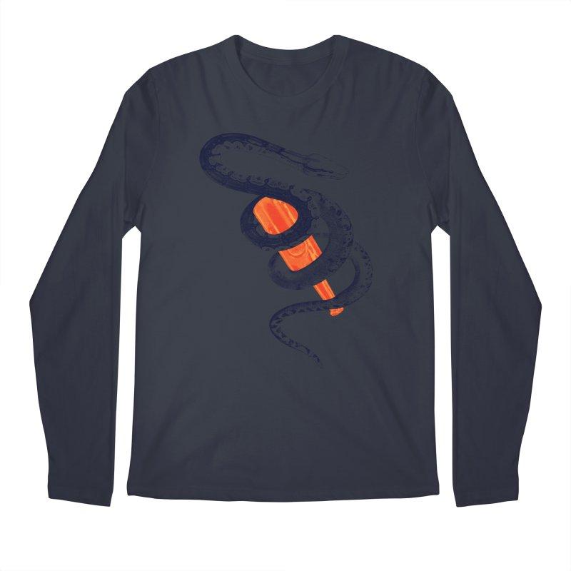 Drinking Buddy Version 2.0 Men's Longsleeve T-Shirt by Wild Roots Artist Shop