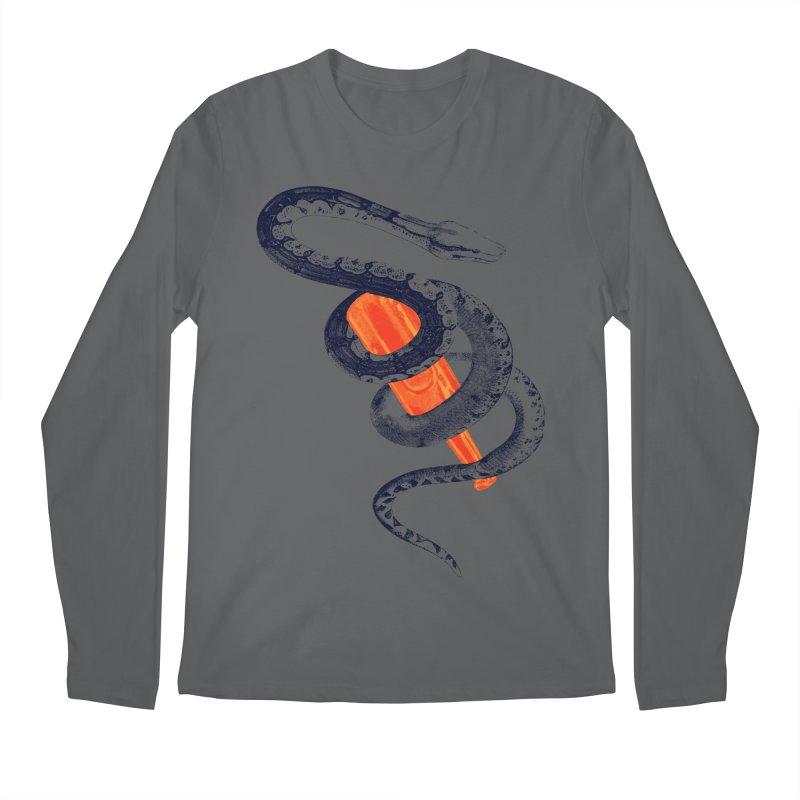 Drinking Buddy Version 2.0 Men's Regular Longsleeve T-Shirt by Wild Roots Artist Shop