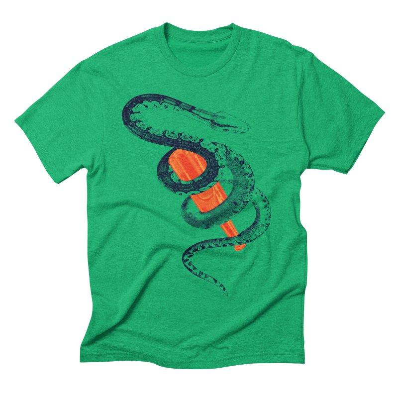 Drinking Buddy Version 2.0 Men's Triblend T-Shirt by Wild Roots Artist Shop