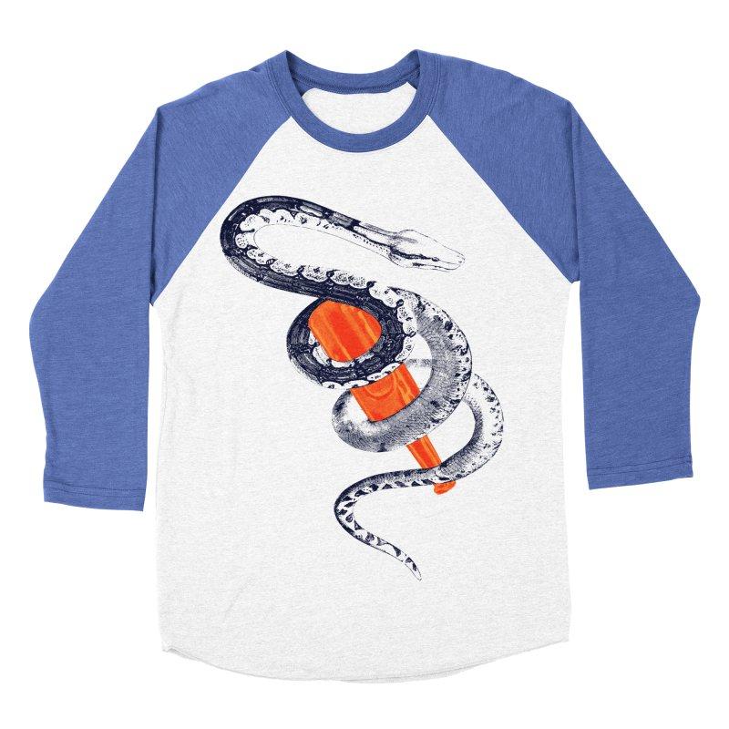 Drinking Buddy Version 2.0 Men's Baseball Triblend Longsleeve T-Shirt by Wild Roots Artist Shop