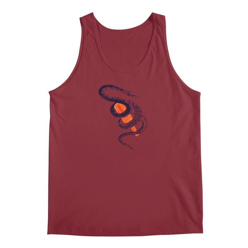 Drinking Buddy Version 2.0 Men's Tank by Wild Roots Artist Shop