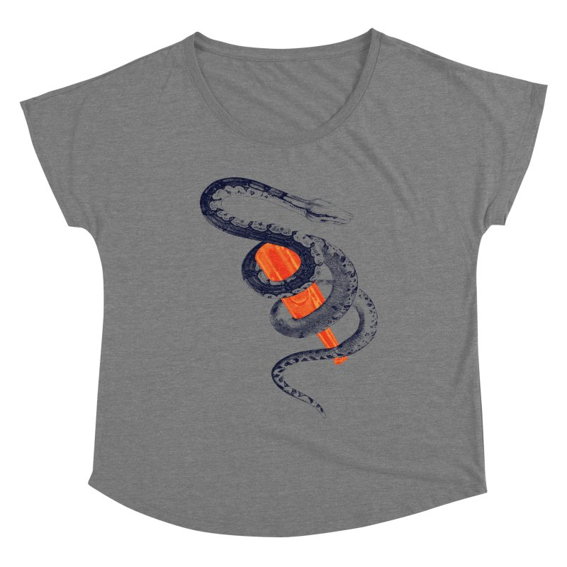 Drinking Buddy Version 2.0 Women's Scoop Neck by Wild Roots Artist Shop