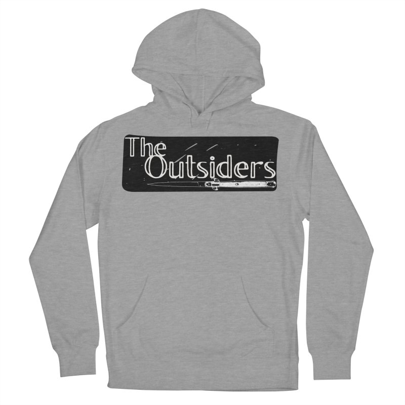 tHE oUTSIDERS Men's Pullover Hoody by Wild Roots Artist Shop