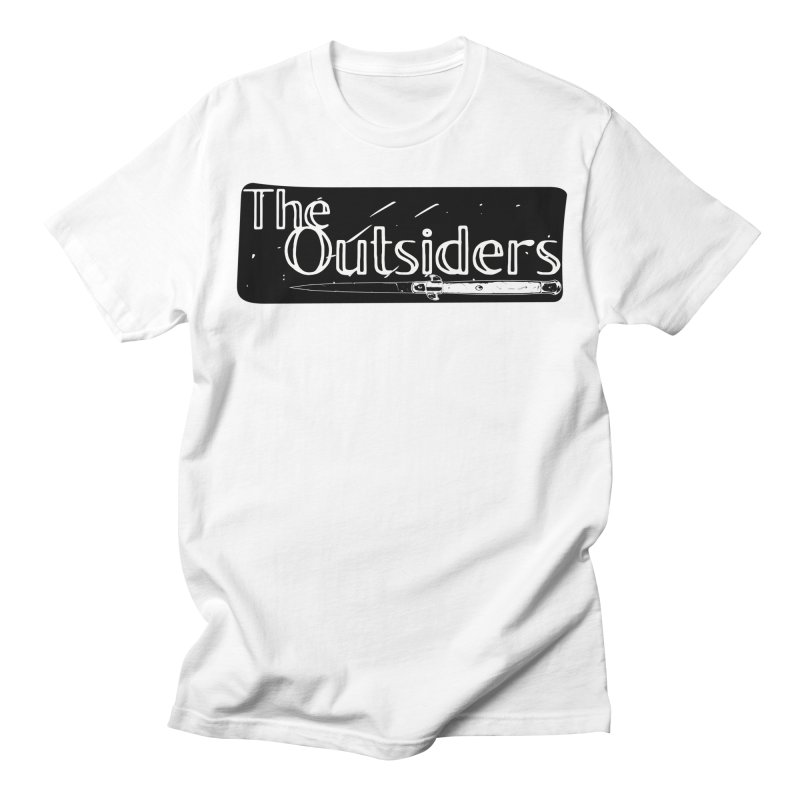 tHE oUTSIDERS Women's Unisex T-Shirt by Wild Roots Artist Shop