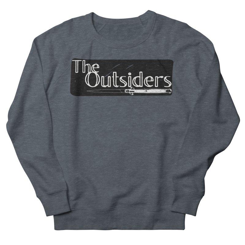 tHE oUTSIDERS Men's Sweatshirt by Wild Roots Artist Shop