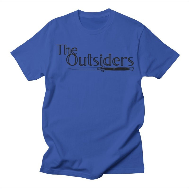 tHE oUTSIDERS (no background) Women's Unisex T-Shirt by Wild Roots Artist Shop