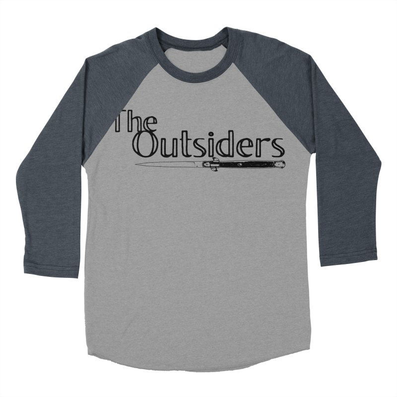 tHE oUTSIDERS (no background) Men's  by Wild Roots Artist Shop