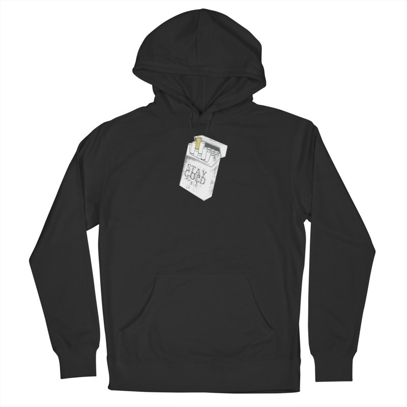 Stay Gold Men's Pullover Hoody by Wild Roots Artist Shop