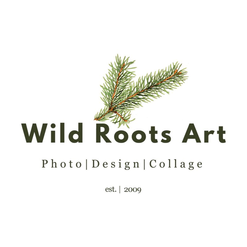 Wild Roots Logo by Wild Roots Artist Shop