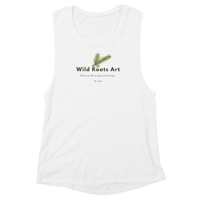 Wild Roots Logo Women's  by Wild Roots Artist Shop