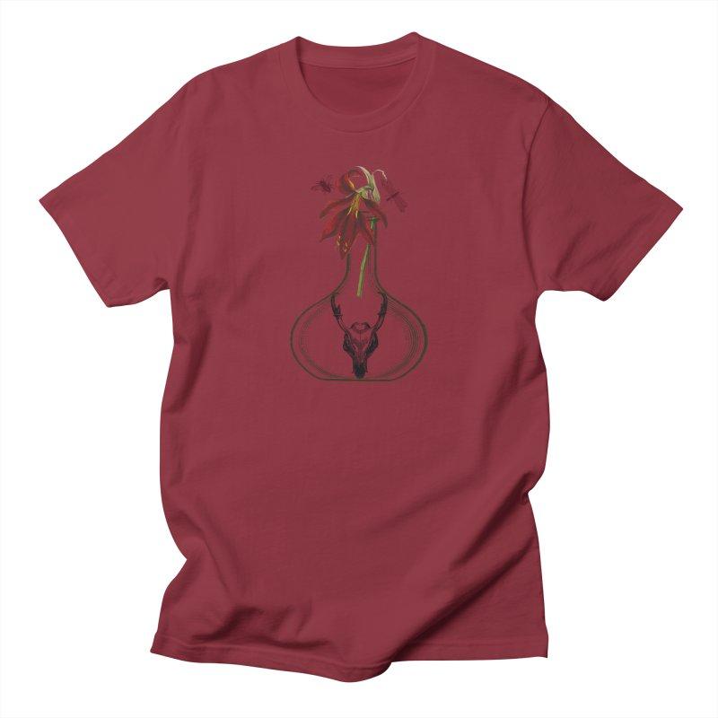 Apothecary Jar Women's Regular Unisex T-Shirt by Wild Roots Artist Shop