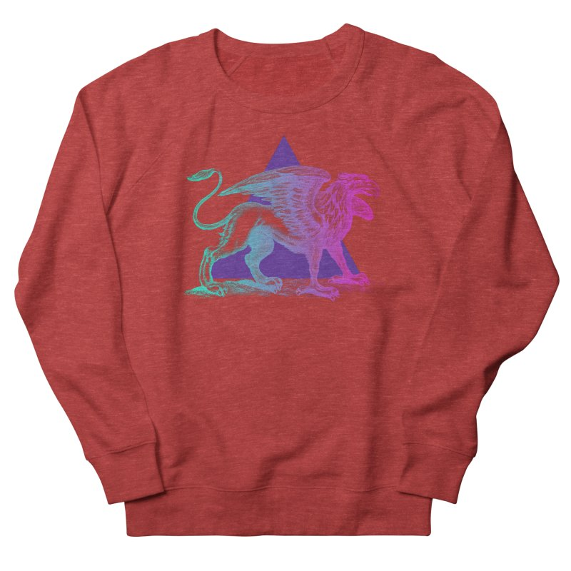 Griffin V2.0 Women's Sweatshirt by Wild Roots Artist Shop