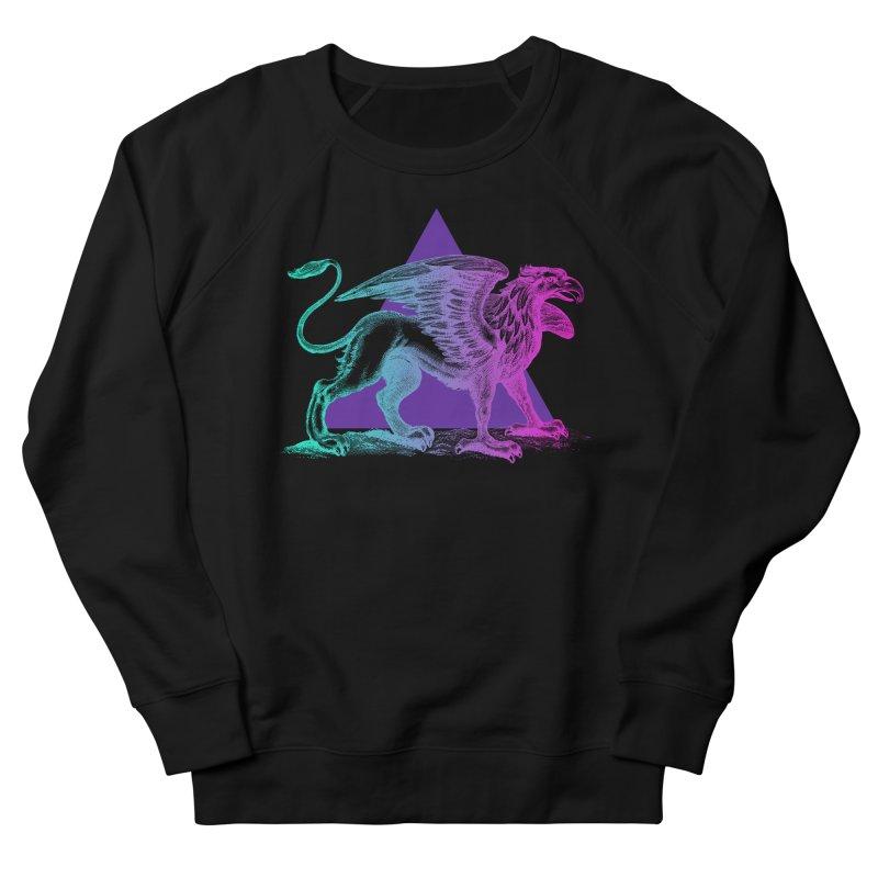 Griffin V2.0 Women's Sweatshirt by Wild Roots Artist Shop