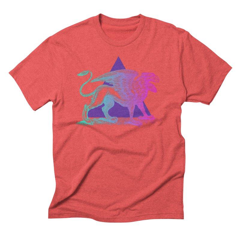 Griffin V2.0 Men's T-Shirt by Wild Roots Artist Shop