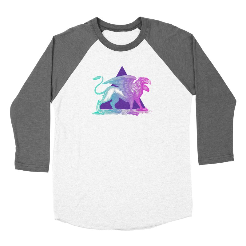 Griffin V2.0 Women's Longsleeve T-Shirt by Wild Roots Artist Shop