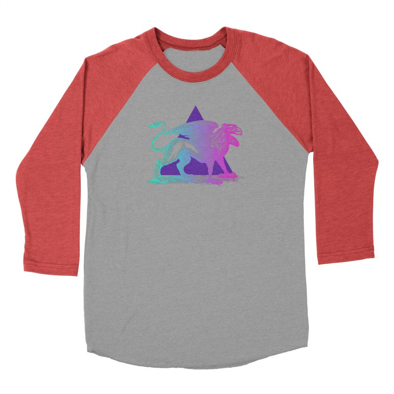 Griffin V2.0 Men's Longsleeve T-Shirt by Wild Roots Artist Shop