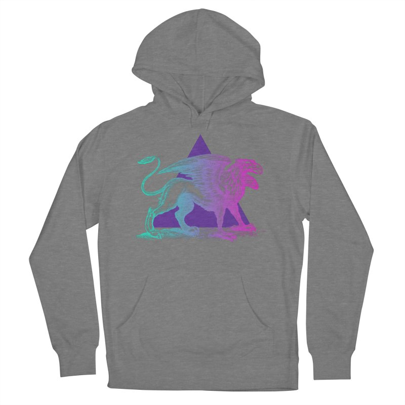 Griffin V2.0 Women's Pullover Hoody by Wild Roots Artist Shop