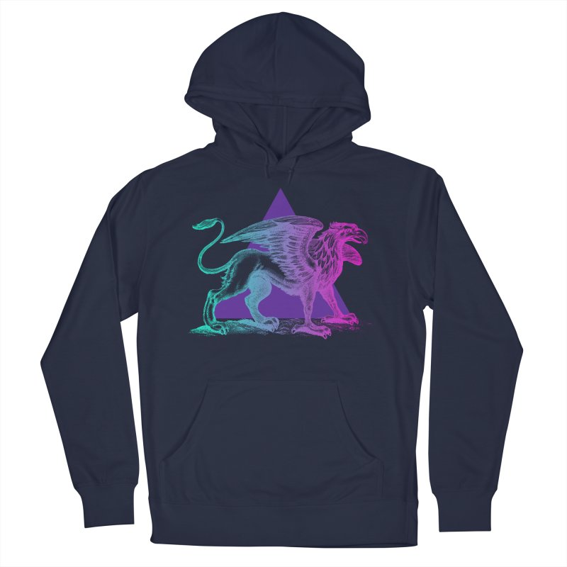 Griffin V2.0 Men's Pullover Hoody by Wild Roots Artist Shop