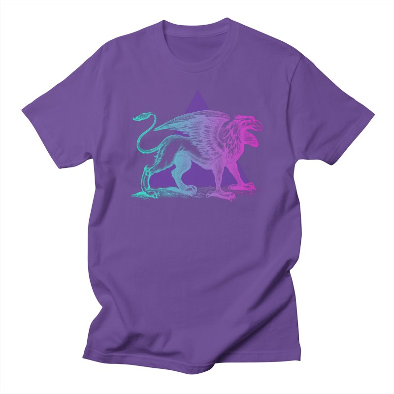Griffin V2.0 Women's Regular Unisex T-Shirt by Wild Roots Artist Shop