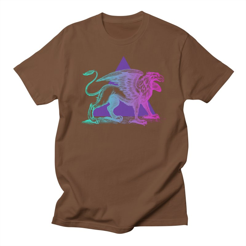 Griffin V2.0 Men's Regular T-Shirt by Wild Roots Artist Shop