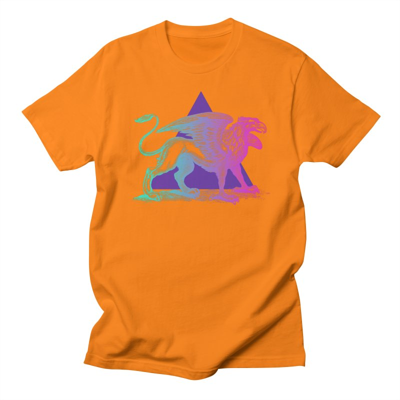 Griffin V2.0 Women's Regular Unisex T-Shirt by Wild Roots Artist Shop