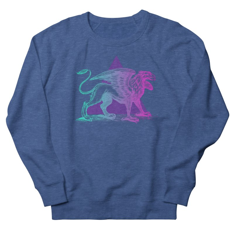 Griffin V2.0 Men's Sweatshirt by Wild Roots Artist Shop