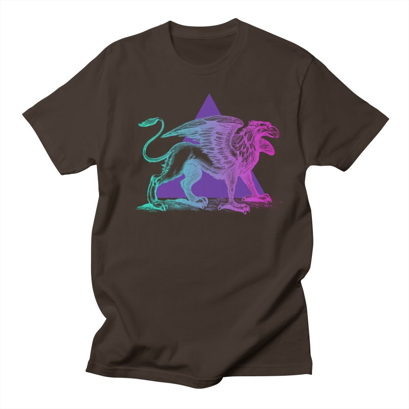 Griffin V2.0 Men's T-Shirt by Wild Roots Artist Shop