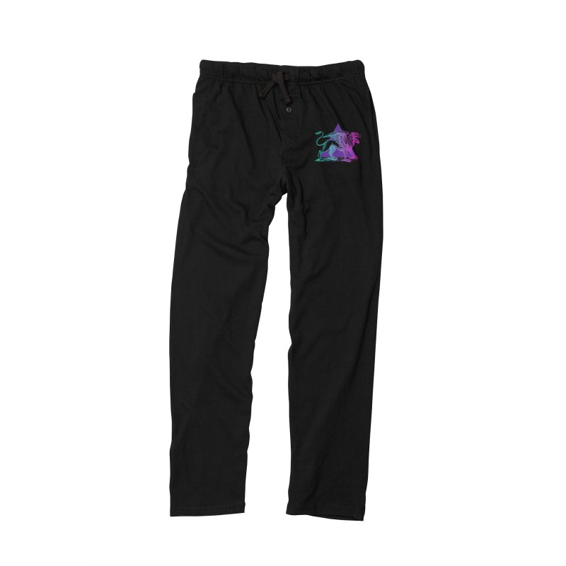Griffin V2.0 Women's Lounge Pants by Wild Roots Artist Shop