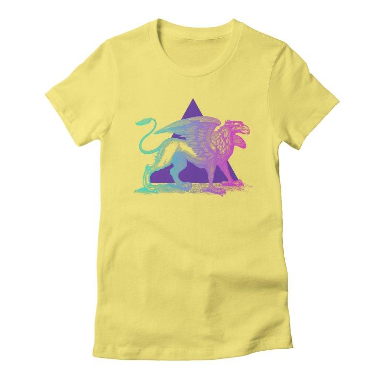 Griffin V2.0 Women's T-Shirt by Wild Roots Artist Shop