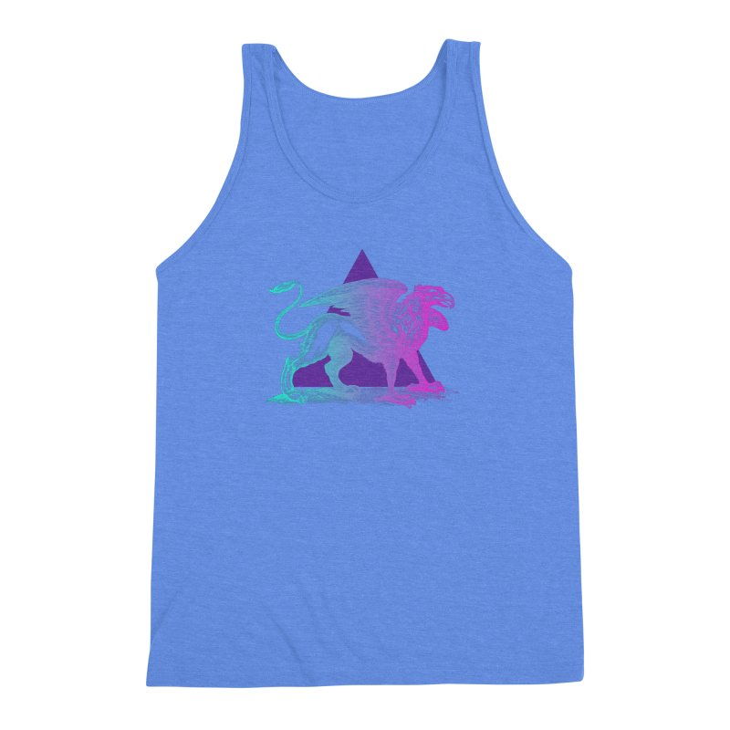 Griffin V2.0 Men's Tank by Wild Roots Artist Shop