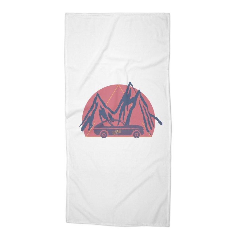 Wander Woman Accessories Beach Towel by Wild Roots Artist Shop