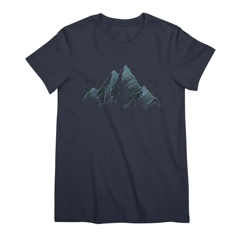 REWILD Women's T-Shirt by Wild Roots Artist Shop