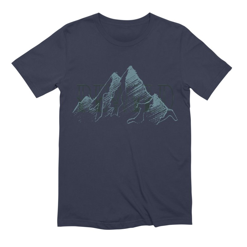 REWILD Men's Extra Soft T-Shirt by Wild Roots Artist Shop