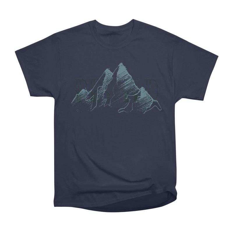 REWILD Men's Heavyweight T-Shirt by Wild Roots Artist Shop
