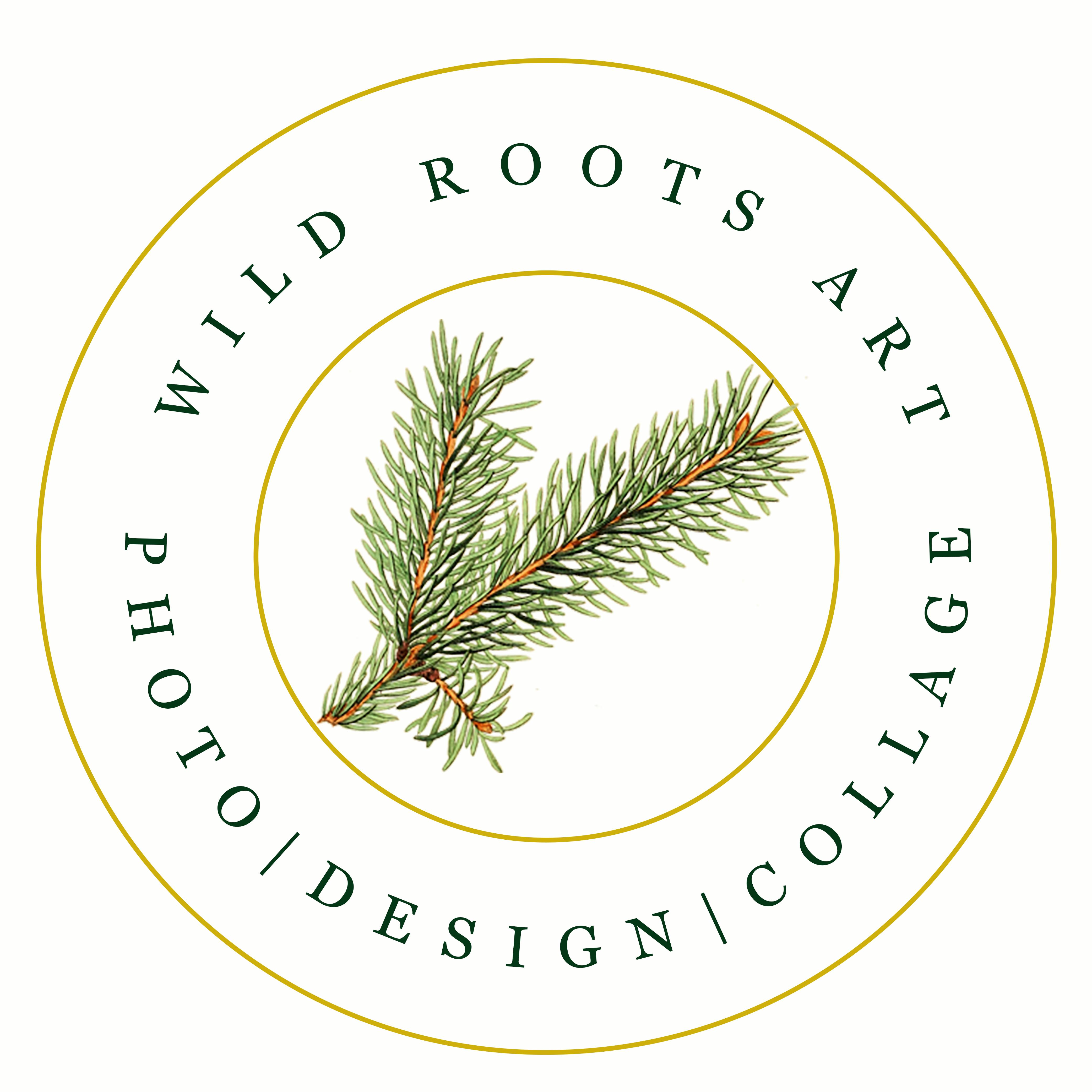 Wild Roots Artist Shop Logo