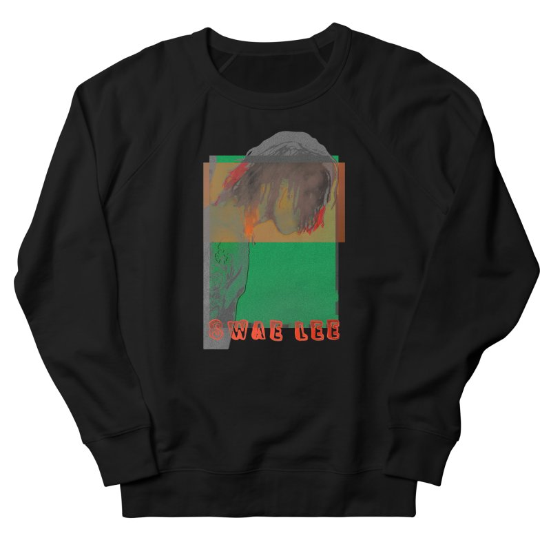 Swae Lee | What's in this cup for real? | Rae Sremmurd in Men's French Terry Sweatshirt Black by WILD UNIT