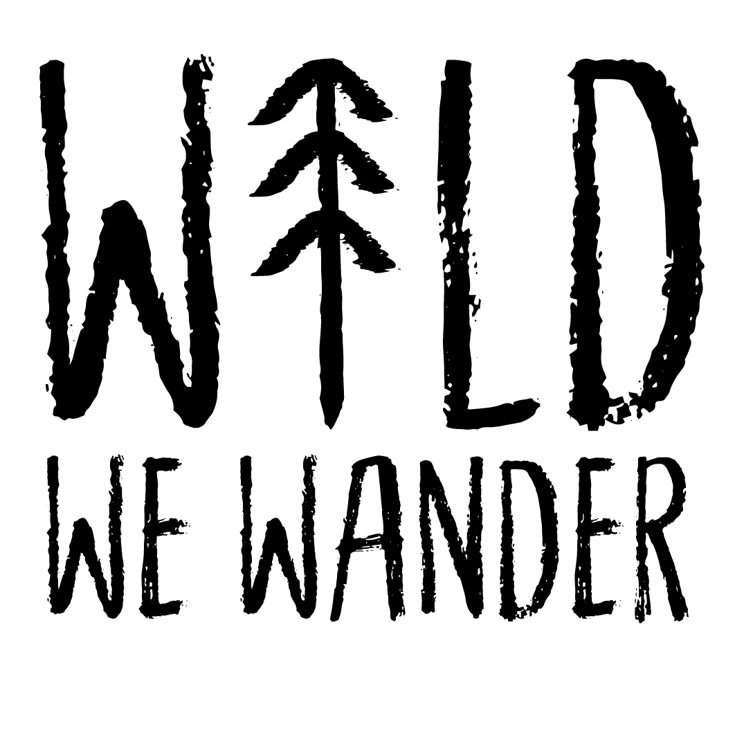 Wild We Wander's Shop Logo