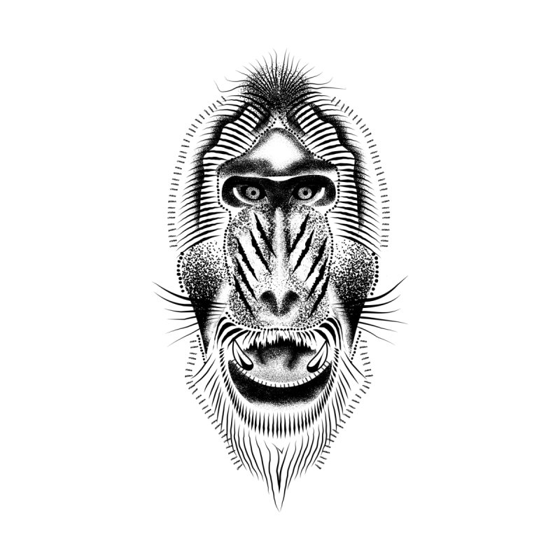 Mr Mandrill by will.i.aint's Artist Shop