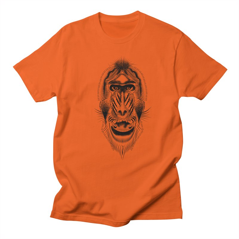 Mr Mandrill Men's T-Shirt by will.i.aint's Artist Shop