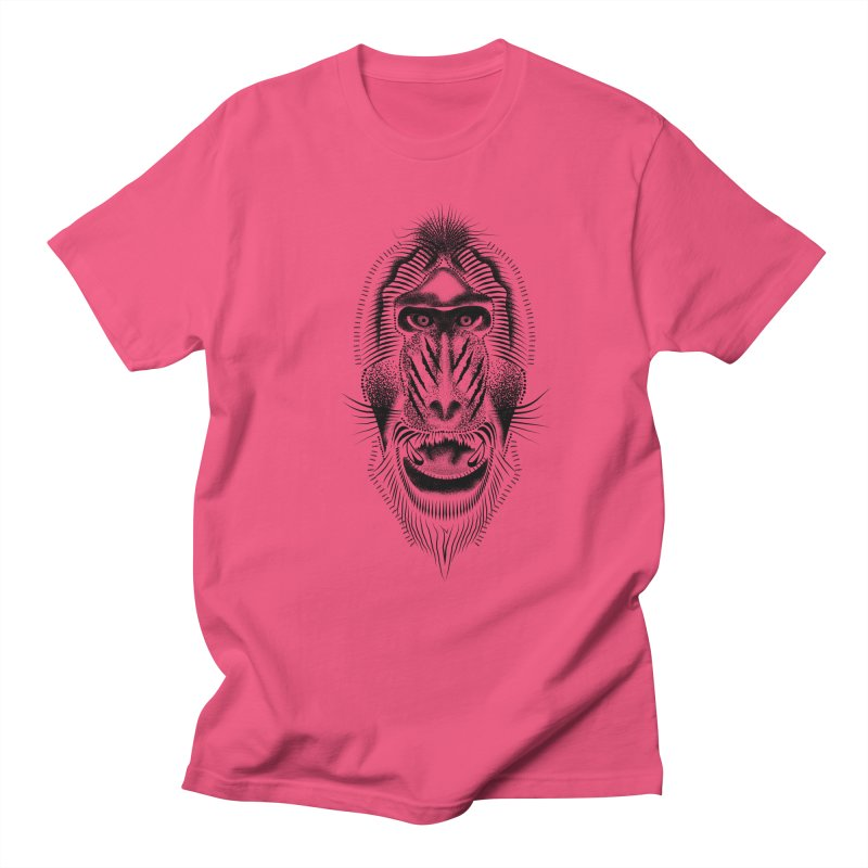 Mr Mandrill Men's Regular T-Shirt by will.i.aint's Artist Shop