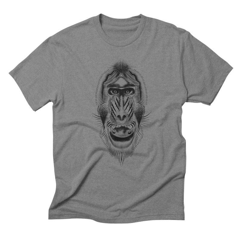 Mr Mandrill Men's T-Shirt by will.i.aint's Artist Shop