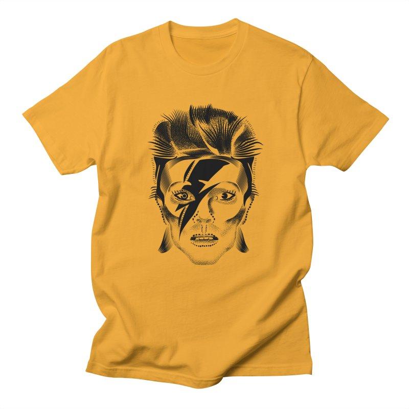 Stardust Men's Regular T-Shirt by will.i.aint's Artist Shop