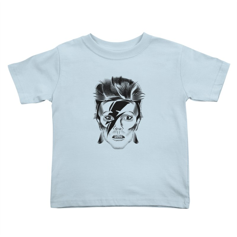 Stardust Kids Toddler T-Shirt by will.i.aint's Artist Shop