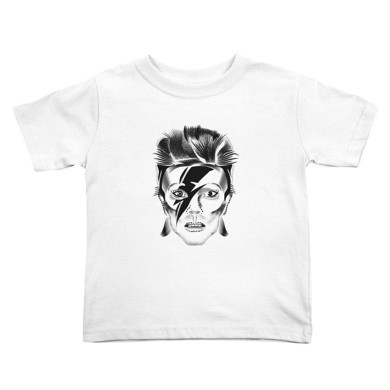 Stardust Kids Toddler T-Shirt by will.i.aint's Artist Shop