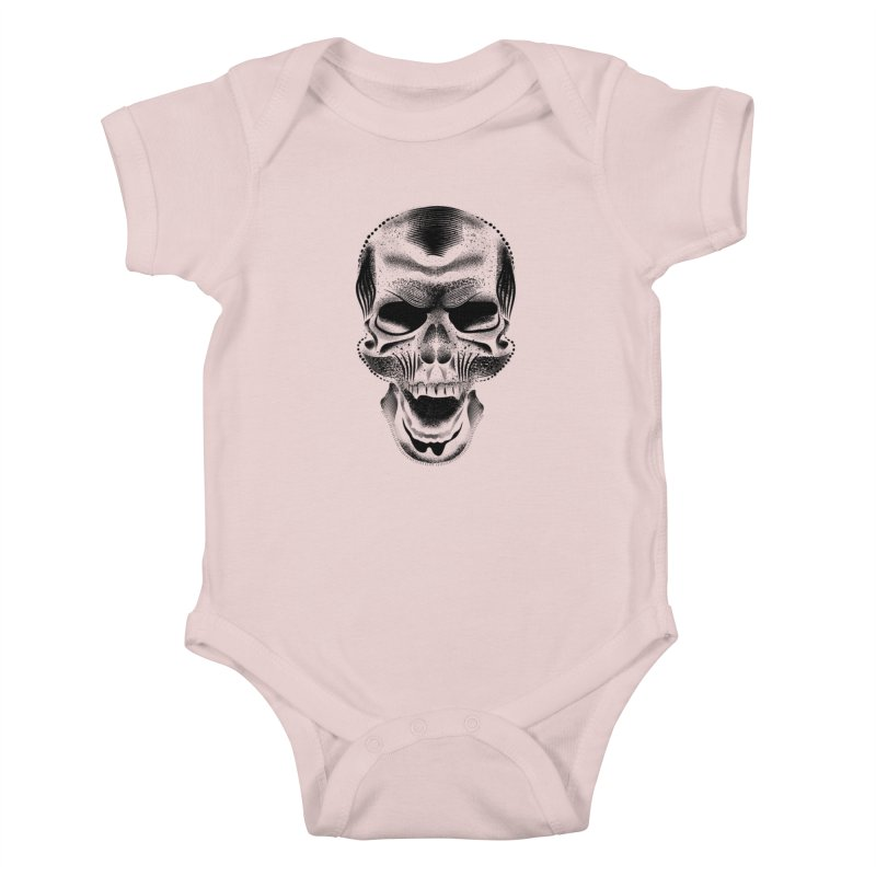 Bones Kids Baby Bodysuit by will.i.aint's Artist Shop
