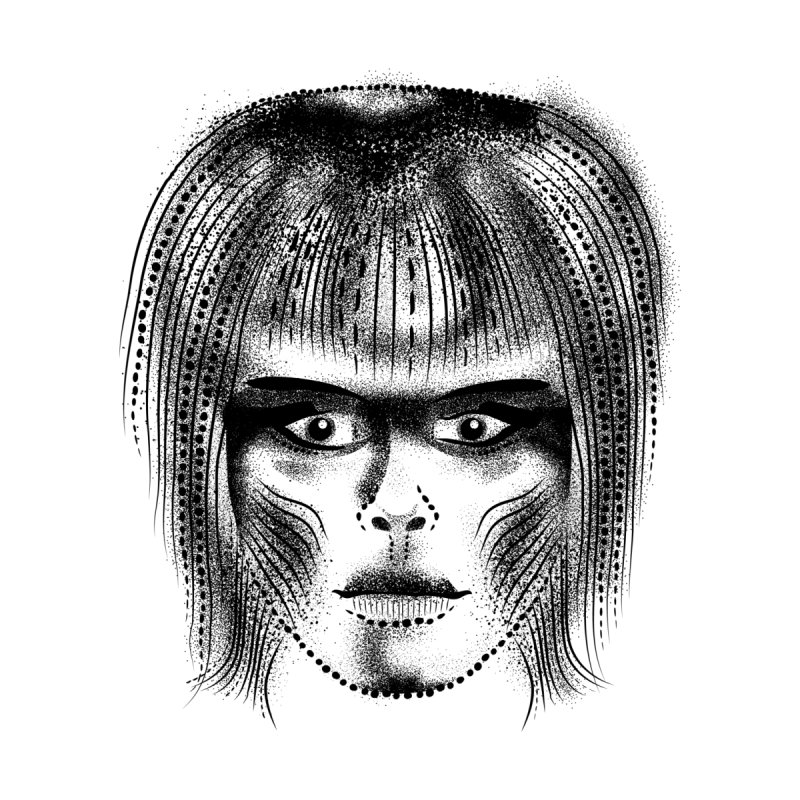 Pris from Blade Runner   by will.i.aint's Artist Shop